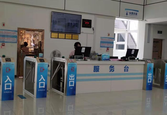 武汉地质大学游泳馆